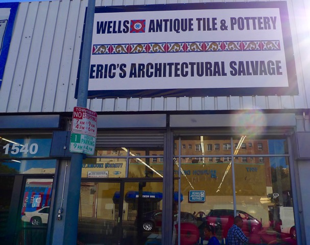 Wells Tile & Antiques | On-line resource and retailer of