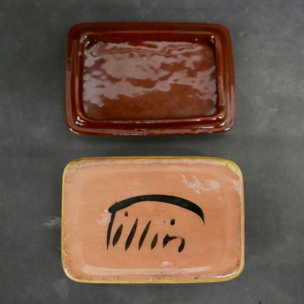 Pillin Ceramic Box