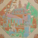 GMB Decorated Tile