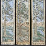 Claycraft Tall Tree/Mission Tiles