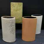Russel Wright Oval Vases