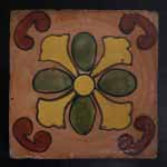 Old Tiles from Mexico