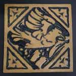 Mosaic Bird Tile