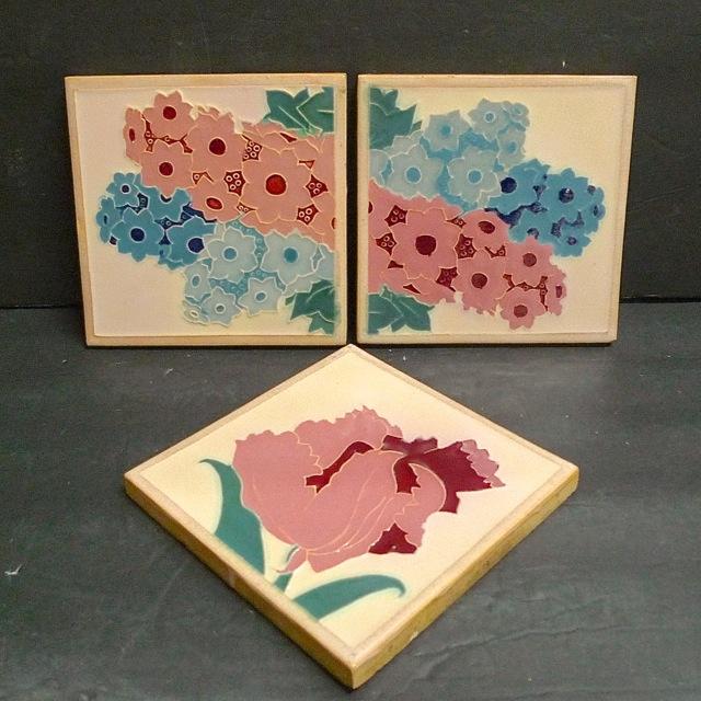 AET Floral Tiles