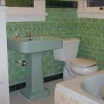 Mix of New & Old Tiles