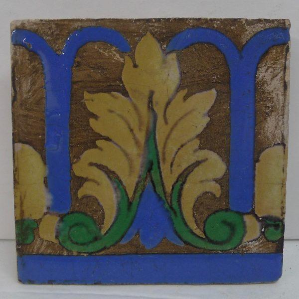 Azulejo Antiguo Espanol