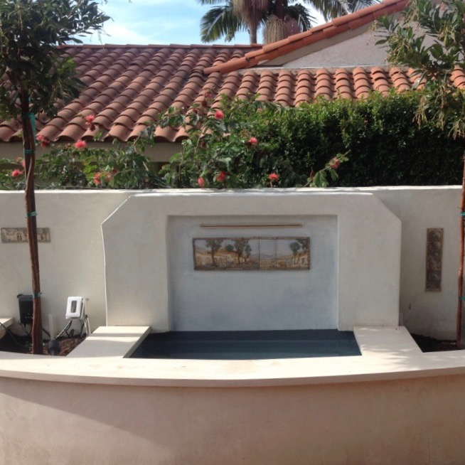 Claycraft Fountain