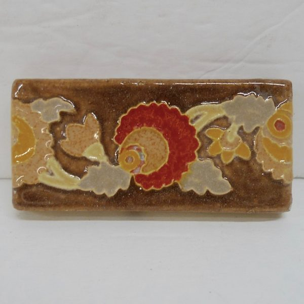 Claycraft Floral Border Tiles