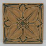 Cal Art Flower Tile