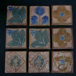 Cal Art Polychrome Tiles