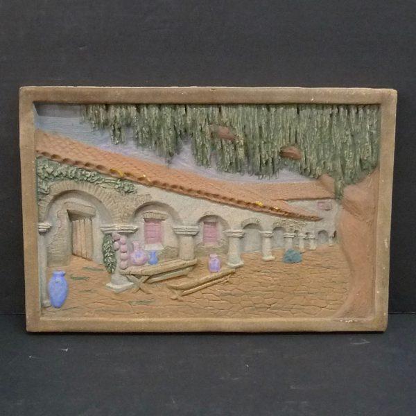 Muresque Courtyard