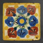 Mexican Floral Tile