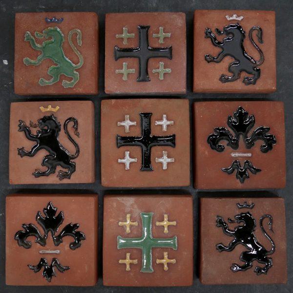 Heraldic Tiles