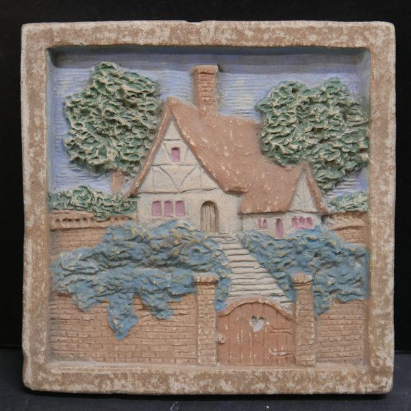 English Cottage Scene