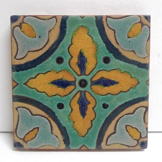 S & S Geometric Tile