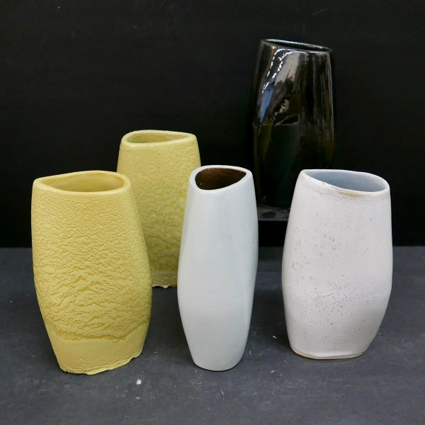 Russel Wright Square Pot
