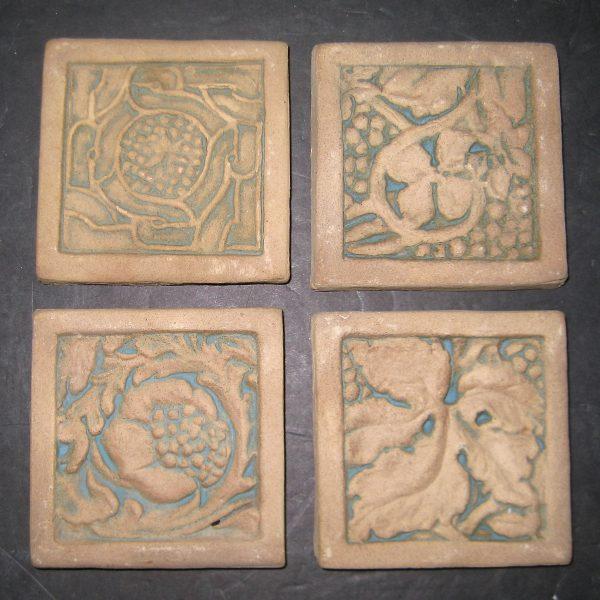 Muresque Tiles