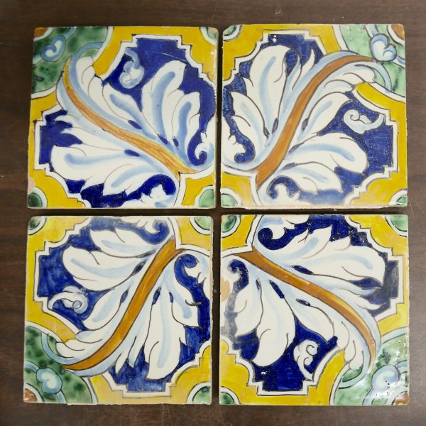 4-Tile Spanish Set