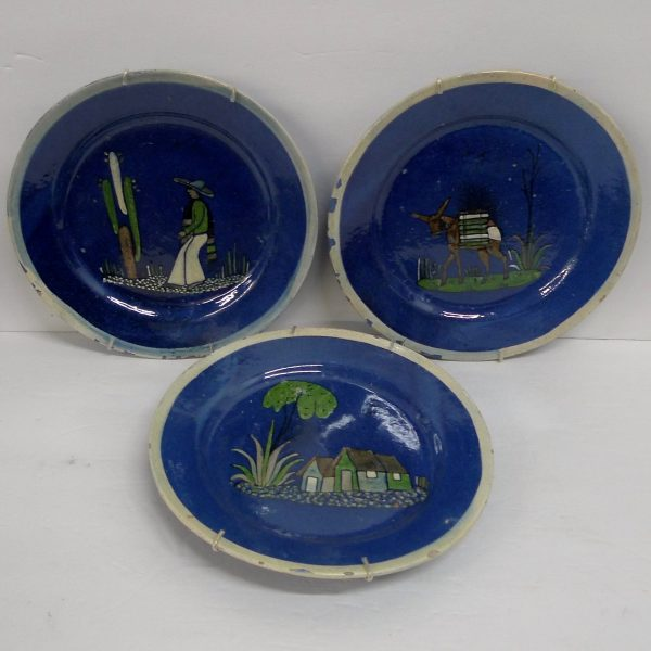 Large Mexican Plates