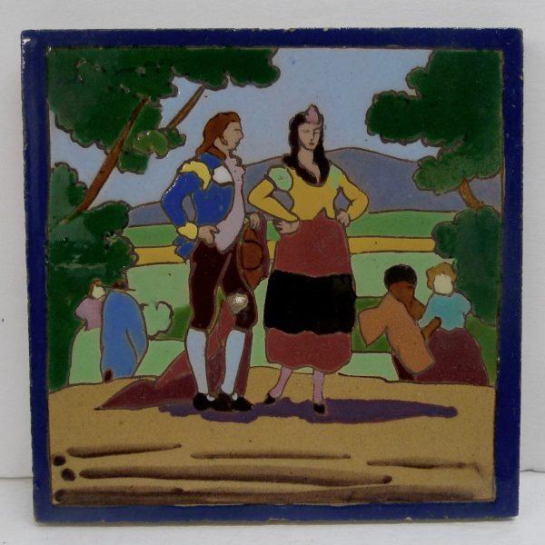 Mensaque Rodriguez Tile