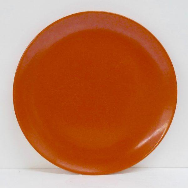 Catalina Orange Plate
