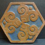 Batchelder Hexagon Tile