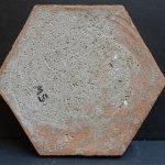Batchelder Hexagon Tile back