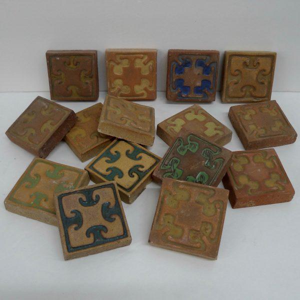 Batchelder Insert Tiles