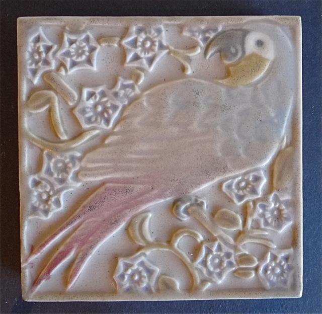 Rookwood Bird Trivet