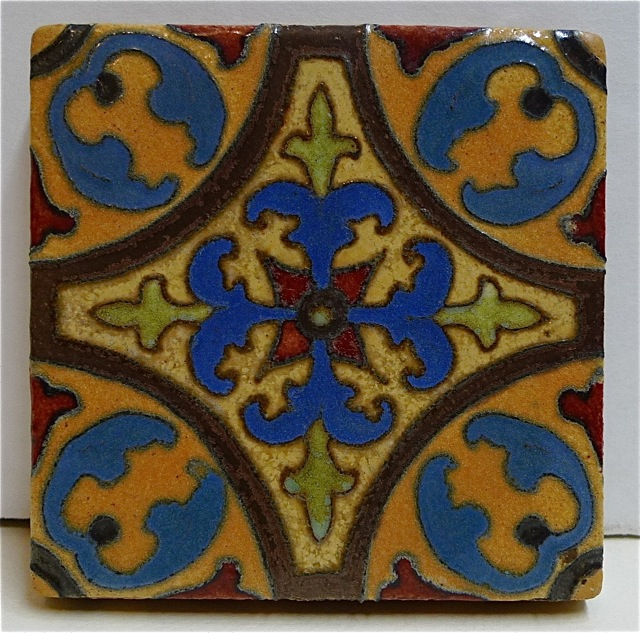 Flint Geometric Tile