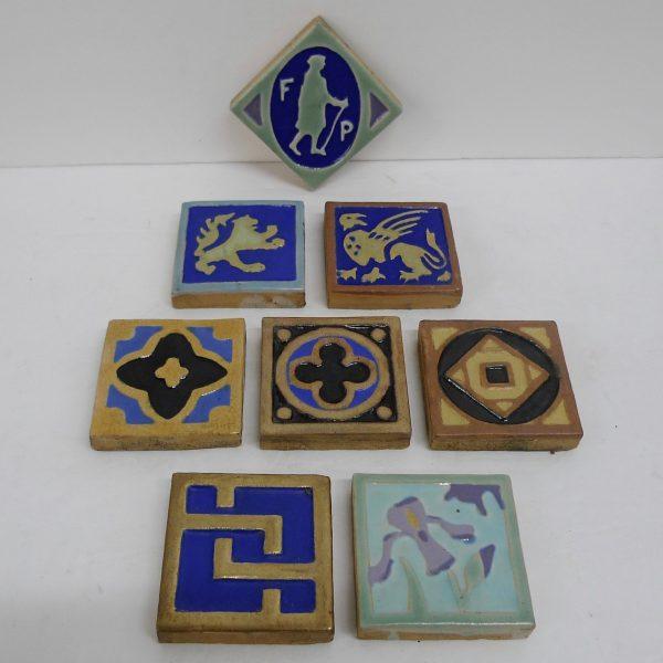 Franklin Decorated Tile