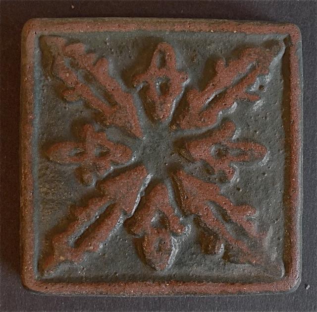 Handcraft Quatrefoil Tile