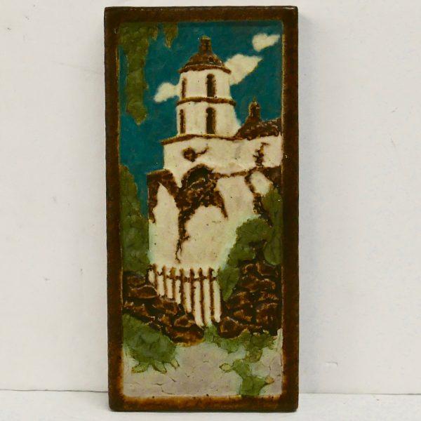Malibu Mission Tile