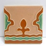 Kraftile Decorated Tile