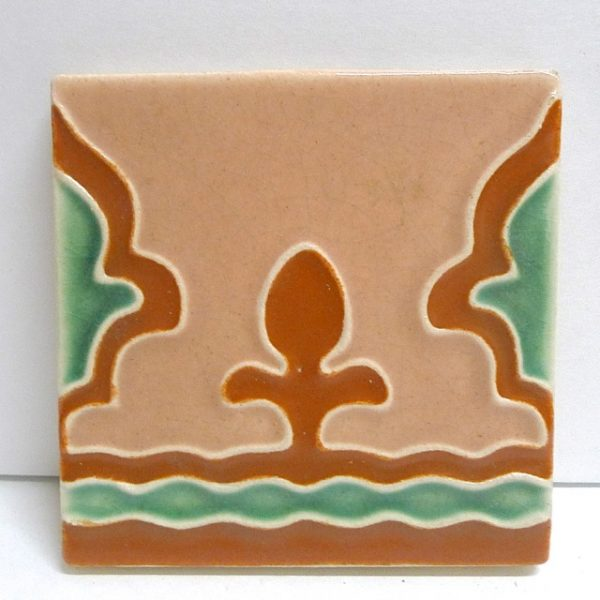 Kraftile Decorated Tile