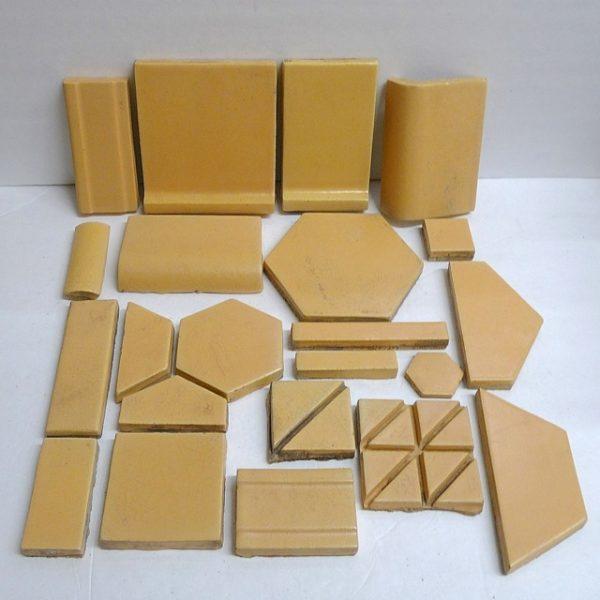 Malibu Mustard Field Tile
