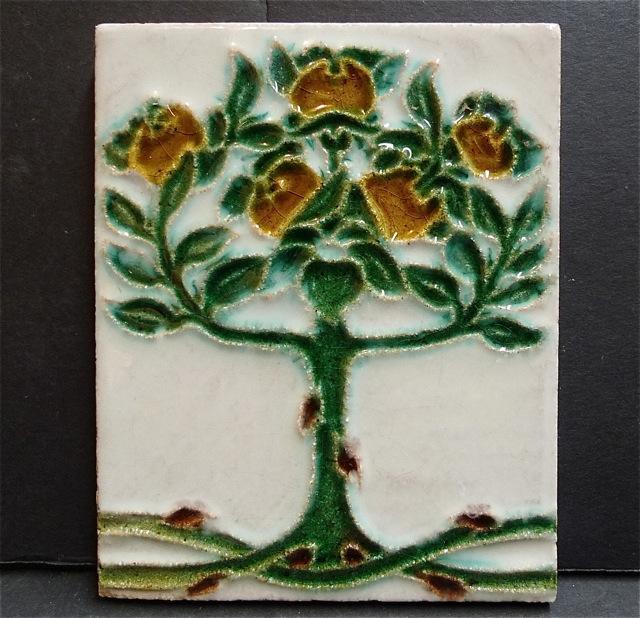 Medmenham Tree Tile