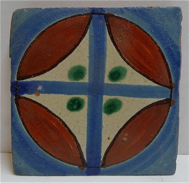 Mexican Geometric Tile