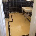 Bathroom with Malibu Tiles