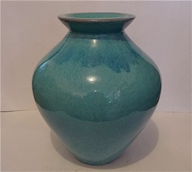 Galloway Turquoise Urn