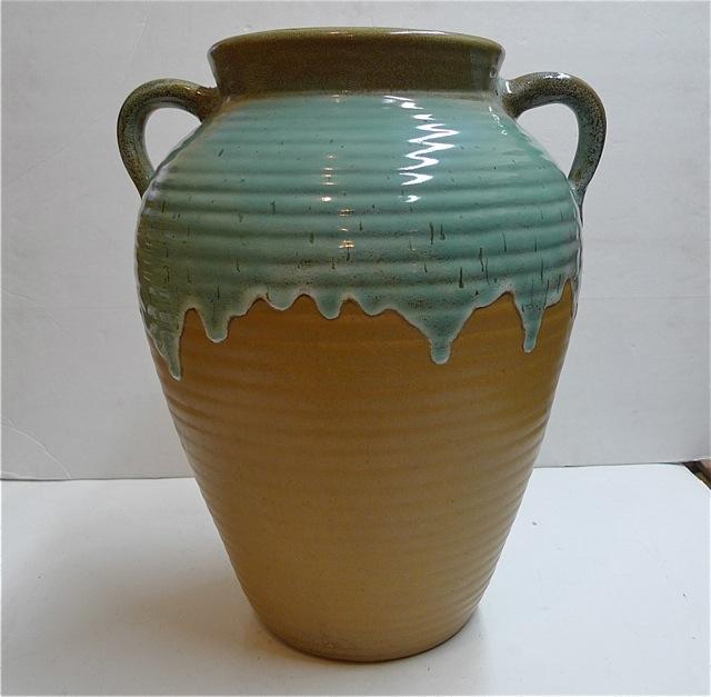 Zanesville Stoneware Jar