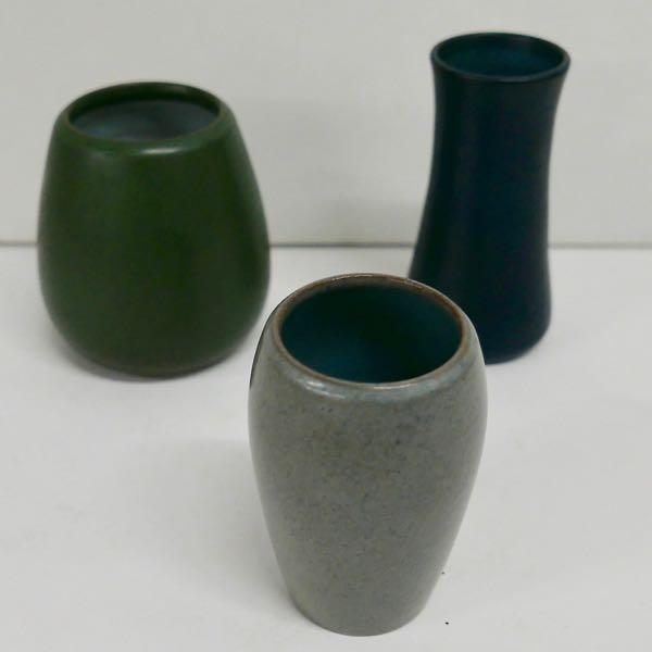 Marblehead Miniature Vases