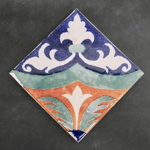 Malibu Decorated Tile