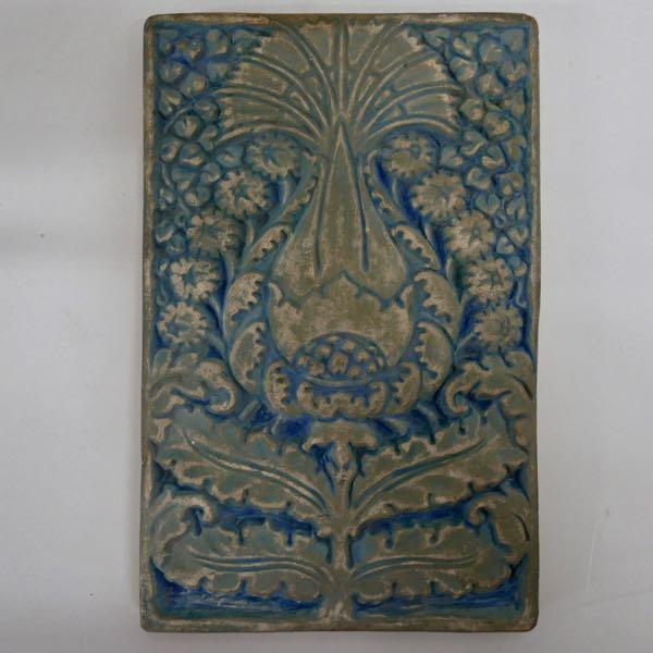 Batchelder Thistle Tile