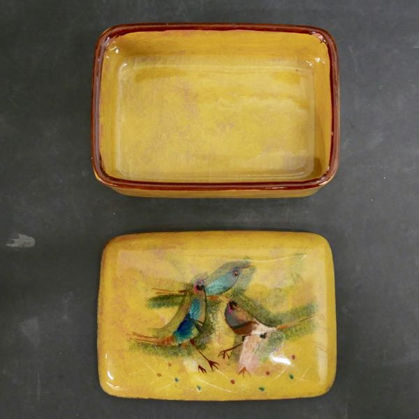 Pillin Ceramic Box