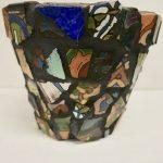 Malibu Shards on Pot