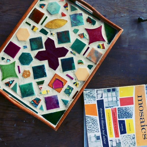 Mosaic Tile Tray