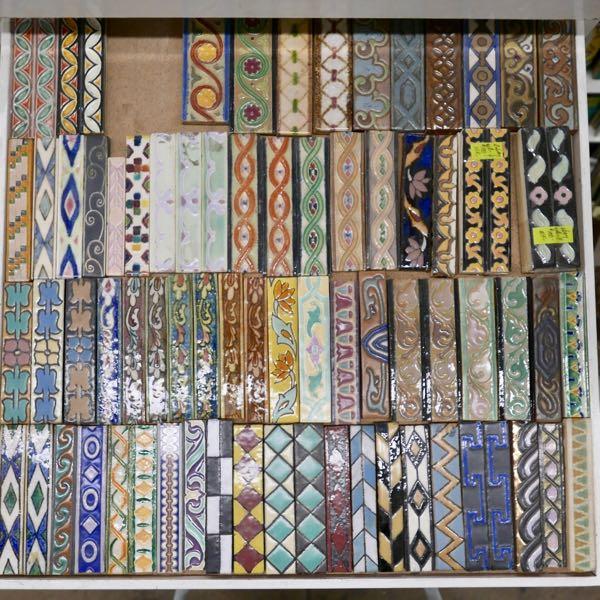 Vintage Border Tiles