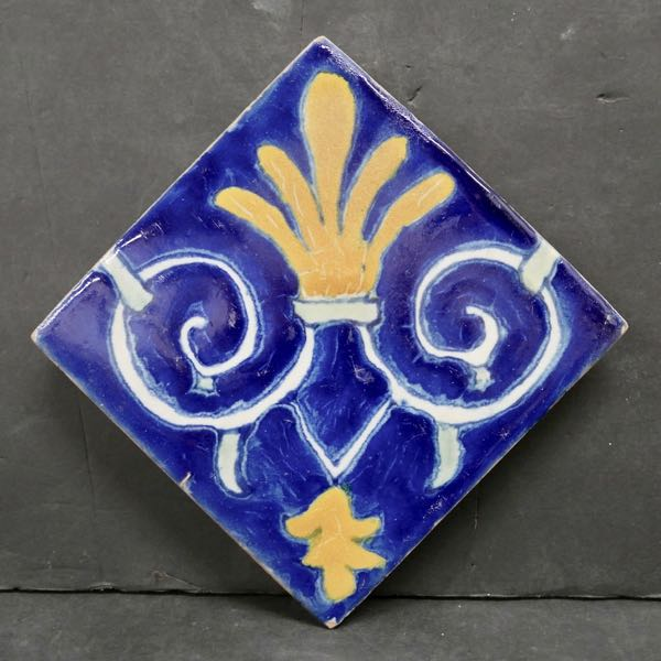Hand-Made Mexican Tile