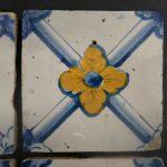 Portugal Floral Tile